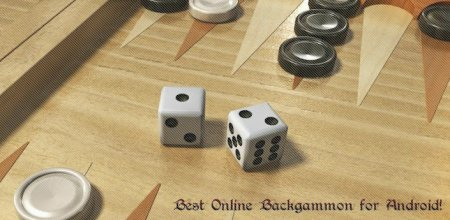 Masters of Backgammon - Нарды