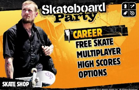 Mike V: Skateboard Party HD/3D - Скейтбордист Майк